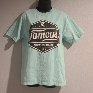 Famous Stars and Straps Graphic T-Shirt